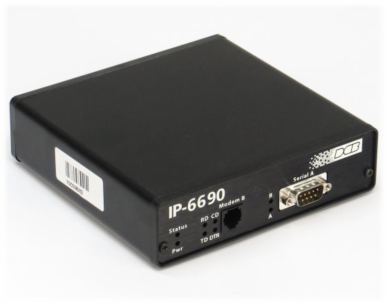DCB IP-6690 High Performance Async Router mit V.92 Modem