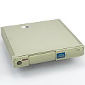 DEC VT525-A6 Terminal Multi-Session D-Sub 15pin VGA PS/2 3x Seriell 1x Parallel B-Ware
