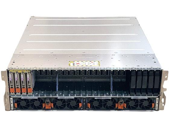 DELL/EMC VNX 5200 Storage Controller 4x300GB 2x SP 2x SAS I/O 16x 8G 8Gbps SFP 2x PSU