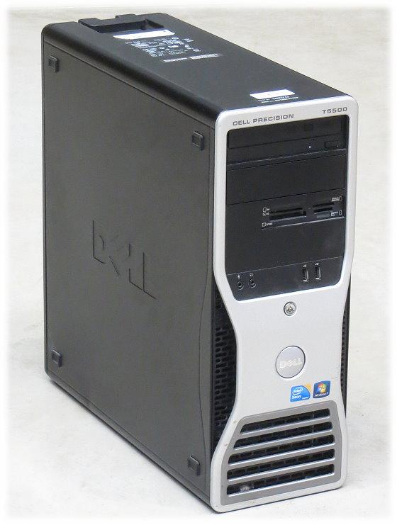 Dell Precision T5500 Xeon Quad Core E5507 @ 2,26GHz 8GB 250GB DVD±RW FirePro V5800/1GB