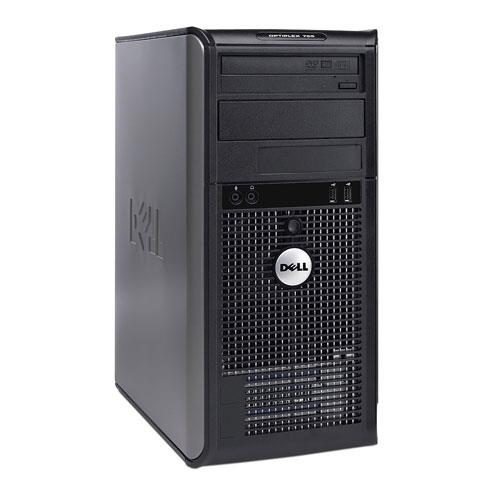 Dell Optiplex 780 Dual Core E5400 @ 2,7GHz 4GB 160GB DVD±RW Tower