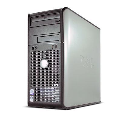 DELL Optiplex 755 T C2D E6550 @ 2,33GHz 2GB 80GB DVD