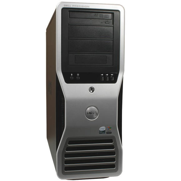 Dell Precision T7400 Xeon Quad Core X5472 @ 3GHz 4GB 2x 160GB FX4600 B-Ware