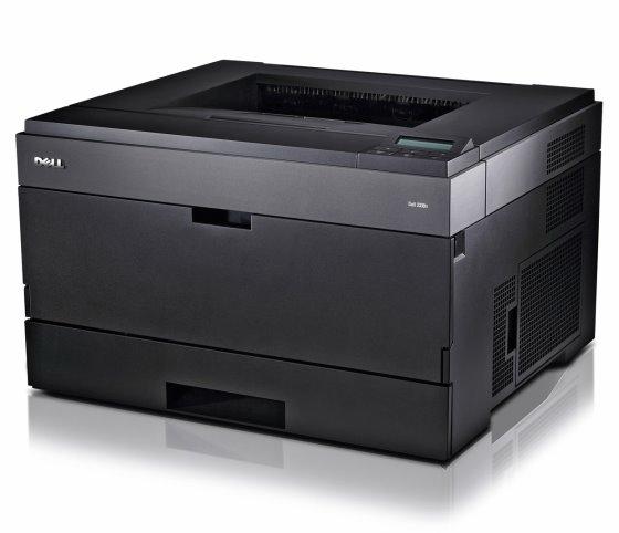 Dell 2330dn 33 ppm 32MB Duplex NETZ unter 1.000 Seiten Laserdrucker ohne Toner