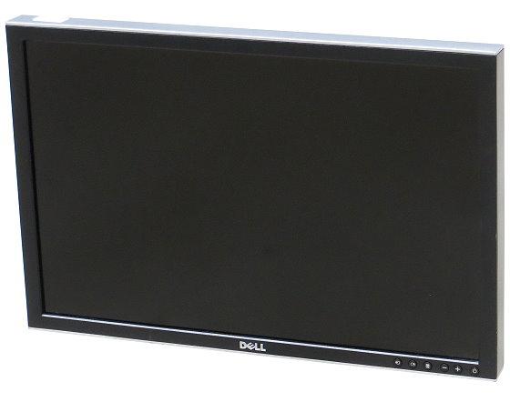"24"" TFT LCD Dell 2408WFPb 1920 x 1200 D-Sub 2x DVI-D HDMI Monitor ohne Standfuß"