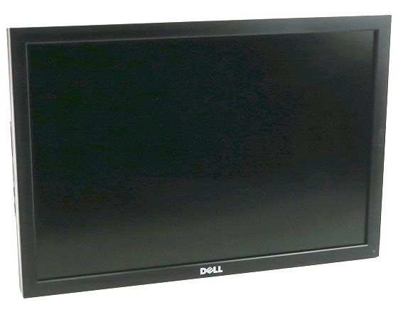"27"" TFT LCD Dell U2711b 2560 x 1440 IPS USB-Hub Kartenleser Monitor ohne Standfuß"