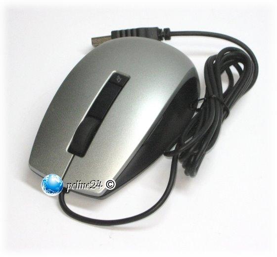 Dell Laser Maus USB mit 6 Tasten K251D
