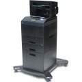 Dell 5350dn 48 ppm 128MB Duplex LAN Laserdrucker 2.PF 550+2000 Blatt 75.000 Seiten