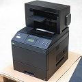 Dell 5350dn 48 ppm 128MB Duplex LAN Laserdrucker ohne Toner B- Ware 19.500 Seiten