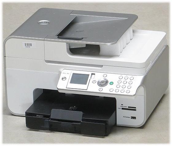 Dell 968 All-in-One FAX Kopierer Scanner ADF WLAN LAN Tintenstrahldrucker ohne Tinten