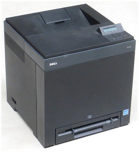 Dell Color Laser 2130cn 20 ppm 256MB LAN 9.700 Seiten Farblaserdrucker B-Ware