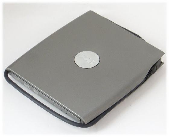 Dell DVD RW Brenner in PD01S D/Bay extern P0690 A04 für D420 D430 D410