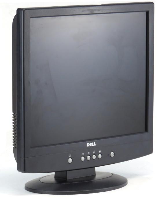 """17"""" TFT Dell E171FPb VGA schwarz 1280 x 1024 Monitor"""