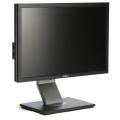 "19"" LCD TFT DELL 1909Wb 1000:1 1440 x 900 5ms VGA DVI USB Pivot schwarz-silber"