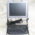 """Dell HP535 Rack Console B-Ware 17"""" Monitor deutsche Tastatur mit Touchpad"""