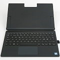 Dell K14M Tablet Tastatur für Latitude 12 7275 XPS 9250 Keyboard Cover dänisch