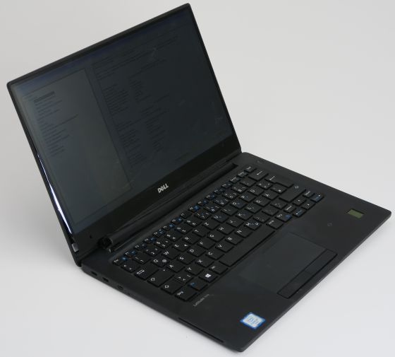 Dell Latitude 7370 Core M7-6Y75 1,2GHz 16GB 256GB (ohne NT) Teildefekt C-Ware
