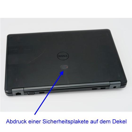 Dell Latitude E5450 Core i5 5300U 2,3GHz 8GB 128GB SSD Cam Tasten fehlen B-Ware