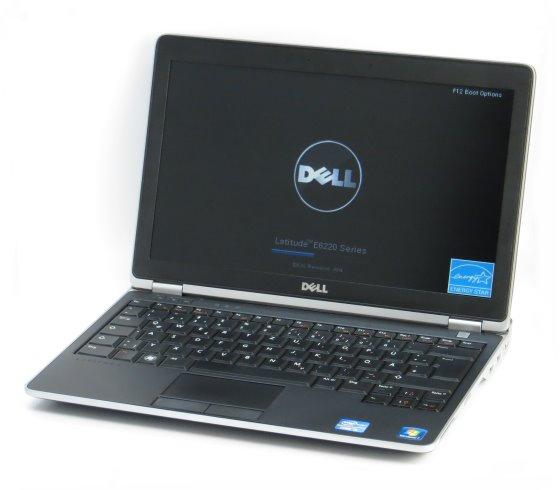 """15,6"""" Dell Latitude E6220 i5 2520M @ 2,5GHz (ohne HDD/NT/Akku/RAM) norw. B-Ware"""