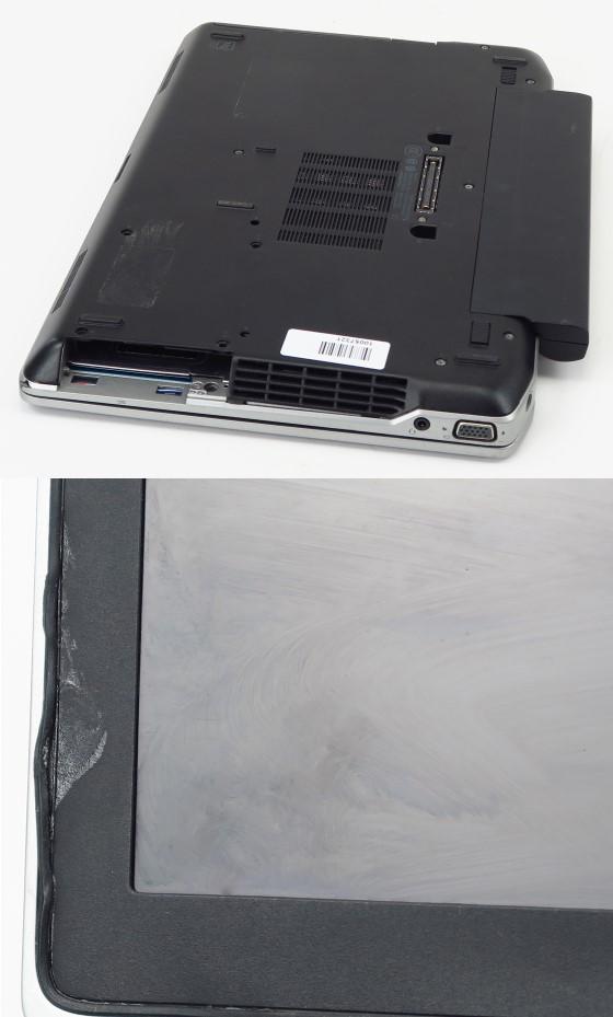 Dell Latitude E6320 Core i5 2520M 2,5GHz 4GB Webcam (o.HDD Akku/ODD def.) B-Ware