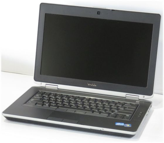 Dell Latitude E6430 i5 3320M 2,6GHz 8GB 320GB DVDRW Webcam Quadro norwegisch