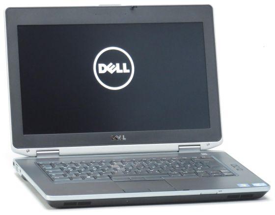 Dell Latitude E6430 Core i5 3320M @ 2,6GHz 4GB 128GB SSD eSATA dänisch B-Ware
