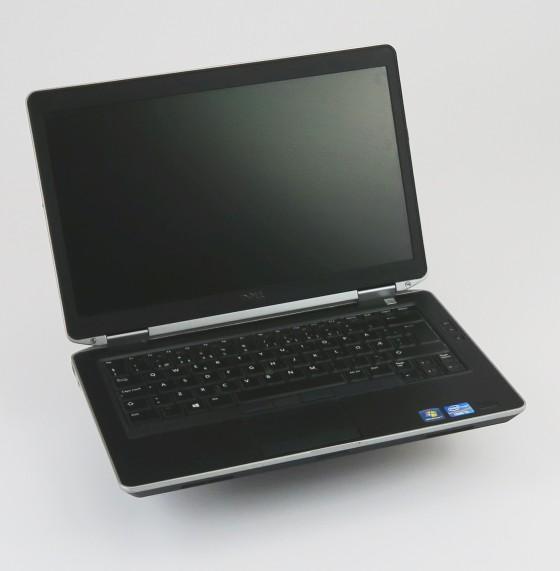 Dell Latitude E6430s Core i5 3340M @ 2,7GHz 4GB 320GB norwegisch (USB defekt)