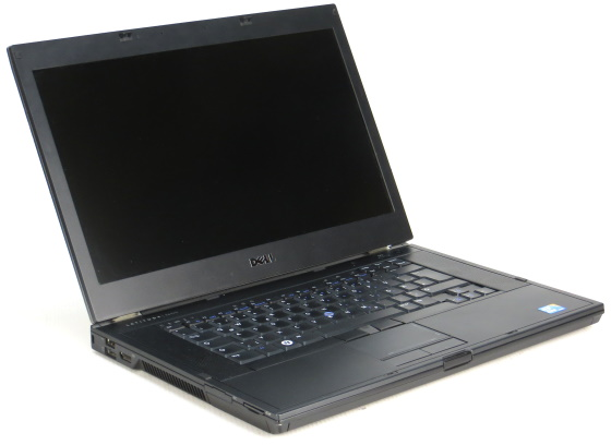 Dell Latitude E6510 i5 520M @ 2,4GHz 4GB 250GB Cam (ohne ODD/Akku, 1x USB def.)