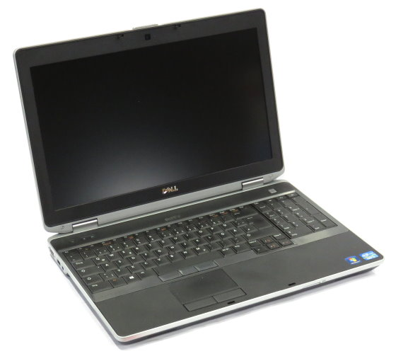 "15,6"" Dell Latitude E6530 i5 3340M 2,7GHz 8GB 500GB DVDRW Webcam Quadro B-Ware"