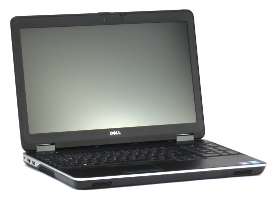 "15,6"" Dell Latitude E6540 i7 4800QM 2,7GHz 16GB 256GB SSD Webcam Full HD norw. B-Ware"
