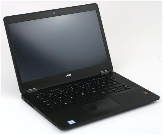 Dell Latitude E7470 i5 6300U Wasserschaden defekt für Bastler (ohne NT)