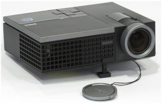 dell m410hd dlp beamer projektor 2000ansi klein mit. Black Bedroom Furniture Sets. Home Design Ideas