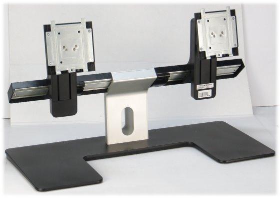 Dell MDS14 Monitor-Standfuß für 2x TFT mit Dell Quick-Release dual stand