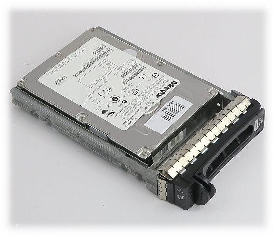Maxtor Atlas 10K V 146GB SAS im Tray Dell PowerEdge 6950 2950 1950 6900 2900
