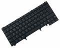 Dell NSK-DV4BC norwegische Tastatur für Latitude E6220 E6320