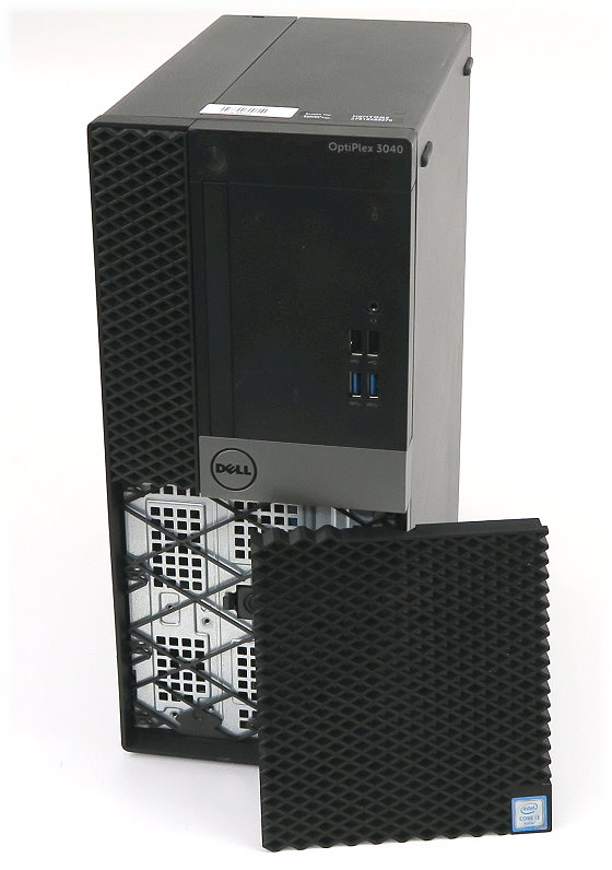 Dell Optiplex 3040 Core i3 6100 @ 3,7GHz 4GB 500GB Tower (Frontblende lose) B-Ware