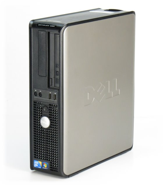 Dell Optiplex 380 Core 2 Duo E7500 @ 2,93GHz 4GB 320GB DVD±RW Computer