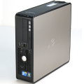 Dell Optiplex 380 SFF Computer A Ware/Grade A E3400 @ 2,6 GHz Intel Celeron 4096 MB PC3-10600U 120 G