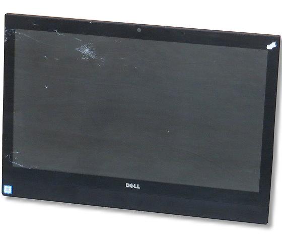 """Dell Optiplex 7450 AIO Computer 23,8"""" IPS Glasbruch Teile fehlen C- Ware"""