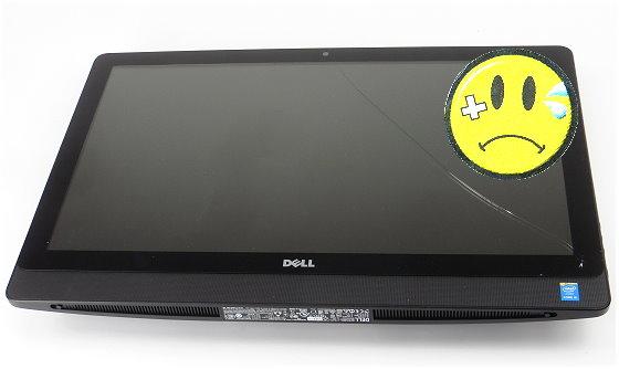 """Dell Optiplex 9030 AiO Core i5 4590s @ 4x 3GHz 8GB 500GB DVD±RW 23"""" Touch B- Ware"""