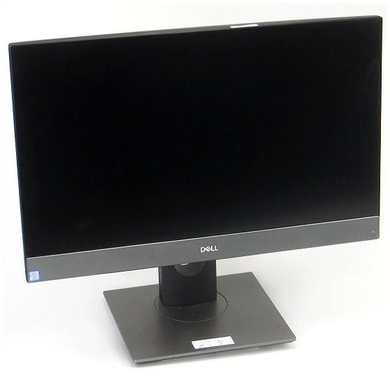 """Dell Optiplex 7760 AIO Core i7 8700 @ 6x 3,2GHz 16GB 512GB M.2 SSD 27"""" 4K TFT B-Ware"""