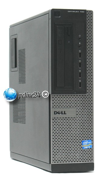 Dell Optiplex 790 Intel Quad Core i5 2400 @ 3,1GHz 8GB 250GB DVD±RW D05D