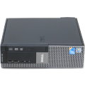 Dell Optiplex 960 SFF Core 2 Quad Q9400 @ 2,66GHz 4GB 250GB DVD±RW Computer