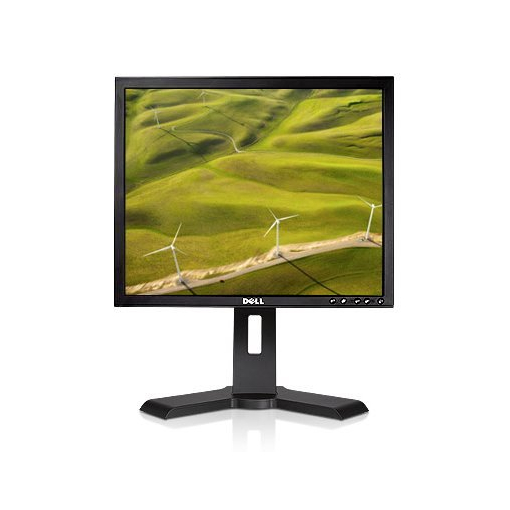 "19"" TFT LCD Dell P190Sb 1280 x 1024 Pivot VGA DVI USB-Hub Monitor B-Ware"