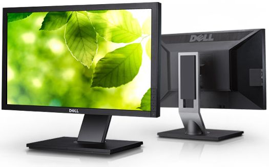 "21,5"" LED TFT Dell P2211H Full HD USB DVI VGA PIVOT"