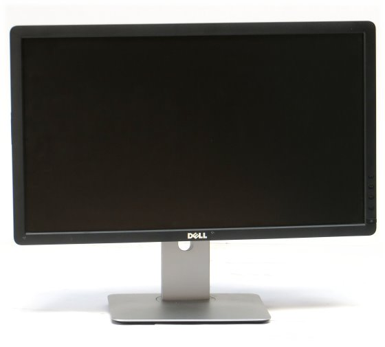 "21,5"" TFT LCD Dell P2212H Pivot 1920 x 1080 D-Sub DVI-D Monitor B-Ware"