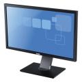 "24"" Dell P2411H 1920 x 1080 Monitor 1000:1 VGA DVI Pivot USB B-Ware"