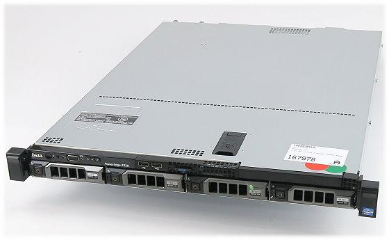Dell PowerEdge R320 Xeon 6-Core E5-2420 v2 @ 2,2GHz 16GB 2x 600GB 1x 300GB