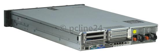 Dell PowerEdge R710 2x Quad Core E5530 @ 2,4GHz 12GB kein RAID B
