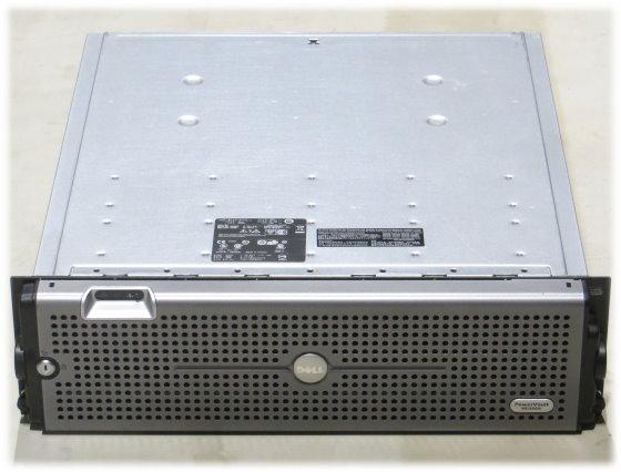 "Dell PowerVault MD3000i Storage im 19"" Rack 2x iSCSI 2x PSU"